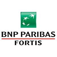 La banque BNP Paribas Fortis nous fait confiance